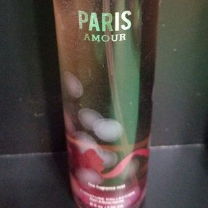 Bath & Body Works Paris Amour Fragrance Mist